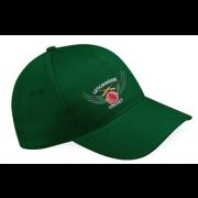 Letchmore CC Green Baseball Cap