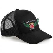 Letchmore CC Black Trucker Hat