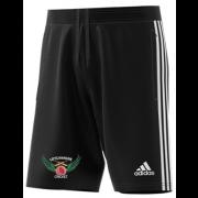 Letchmore CC Adidas Black Junior Training Shorts