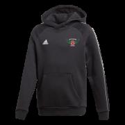 Letchmore CC Adidas Black Junior Fleece Hoody