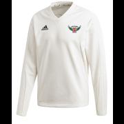 Letchmore CC Adidas Elite Long Sleeve Sweater