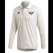 Letchmore CC Adidas Elite Long Sleeve Shirt