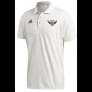 Letchmore CC Adidas Elite Junior Short Sleeve Shirt