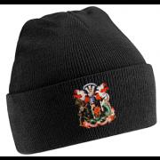 Cardiff CC Black Beanie