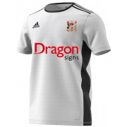 Cardiff CC White Junior Training Jersey