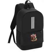 Cardiff CC Black Training Backpack