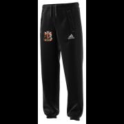 Cardiff CC Adidas Black Sweat Pants