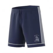 Billericay CC Adidas Navy Junior Training Shorts