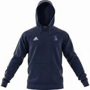 Billericay CC Adidas Navy Fleece Hoody