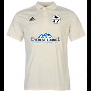 Harborough Taverners CC Adidas Pro Junior Short Sleeve Polo