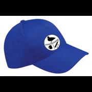 Harborough Taverners CC Royal Blue Baseball Cap