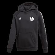 Harborough Taverners CC Adidas Black Junior Fleece Hoody
