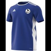 Harborough Taverners CC Blue Junior Training Jersey