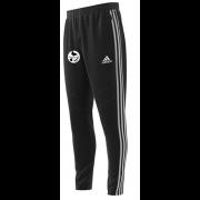 Harborough Taverners CC Adidas Black Training Pants