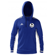 Harborough Taverners CC Adidas Blue Hoody