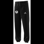 Harborough Taverners CC Adidas Black Sweat Pants