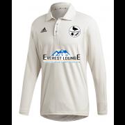 Harborough Taverners CC Adidas Elite Long Sleeve Shirt