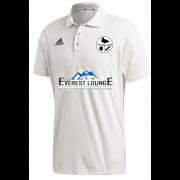 Harborough Taverners CC Adidas Elite Junior Short Sleeve Shirt