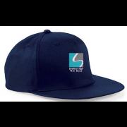 Streford High School Navy Snapback Hat
