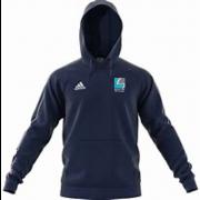 Streford High School Adidas Navy Fleece Hoody