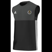 Blackheath CC Adidas Black Training Vest