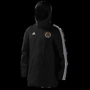 Blackheath CC Black Adidas Stadium Jacket