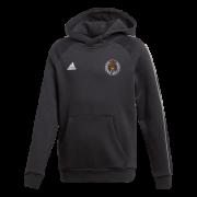 Blackheath CC Adidas Black Junior Fleece Hoody
