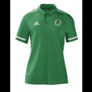 Blackheath CC Adidas Green Polo