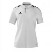 Blackheath CC Adidas White Polo
