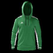 Blackheath CC Adidas Green Junior Hoody