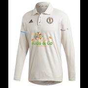 Blackheath CC Adidas Elite Long Sleeve Shirt
