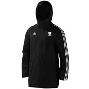 Chilham FC Black Adidas Stadium Jacket