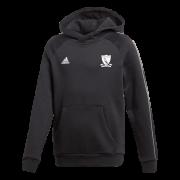 Chilham FC Adidas Black Fleece Hoody