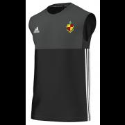 ELPM CC Adidas Black Training Vest