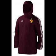 ELPM CC Maroon Adidas Stadium Jacket