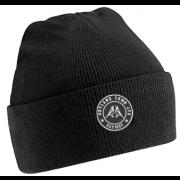 Hoyland Magpies Junior FC U10s Black Beanie