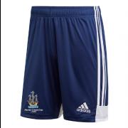 Marton CC Adidas Navy Training Shorts