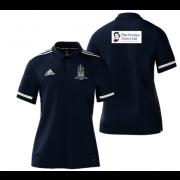 Marton CC Adidas Navy Polo