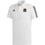 Fareham and Crofton CC Adidas White Polo