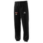 Fareham and Crofton CC Adidas Black Sweat Pants