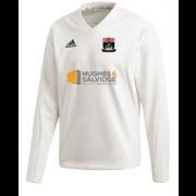 Fareham and Crofton CC Adidas Elite Long Sleeve Sweater