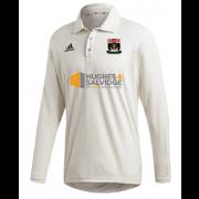 Fareham and Crofton CC Adidas Elite Long Sleeve Shirt