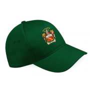 Barrow CC Green Baseball Cap