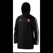 Barrow CC Black Adidas Stadium Jacket