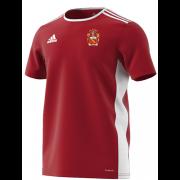 Barrow CC Red Junior Training Jersey