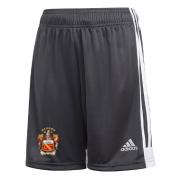 Barrow CC Adidas Black Junior Training Shorts