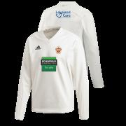 Barrow CC Adidas Elite Long Sleeve Sweater