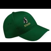 Wellow Exiles CC Green Baseball Cap