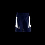 Wellow Exiles CC Playeroo Navy Training Shorts