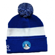 Shakespeare CC Blue AR Bobble Beanie